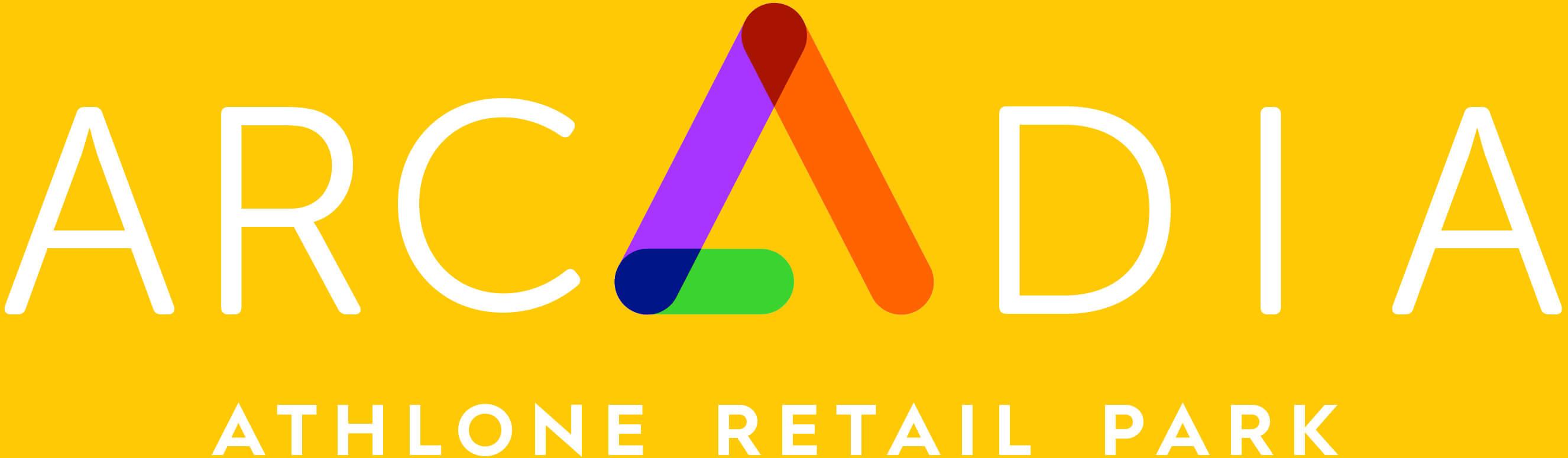 Arcadia Athlone Retail Park Logo